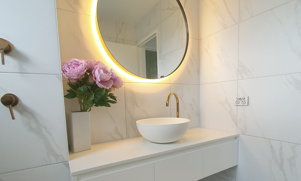 Armrock Constructions Bathroom Renovation Gold Coast