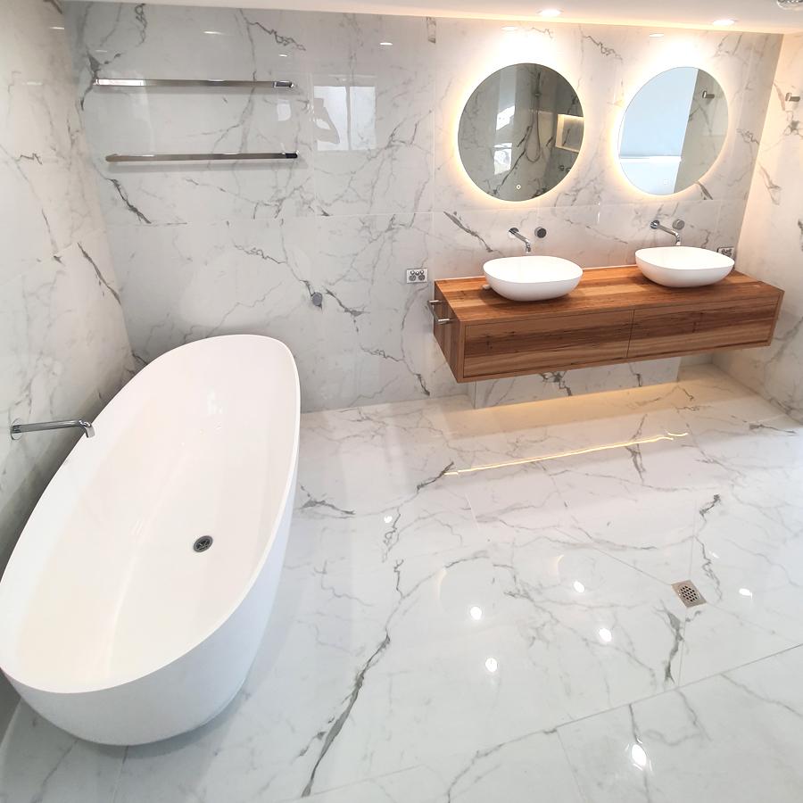 Beautiful Gold Coast Bathroom Style