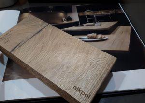 Timber Laminate Samples