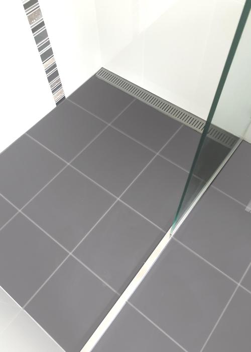 450x450mm Grey Tiles