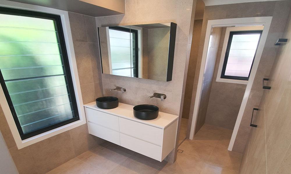 Gold Coast Bathroom Layout
