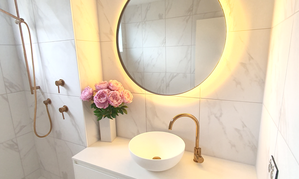 Broadbeach Waters Bathroom Renovations