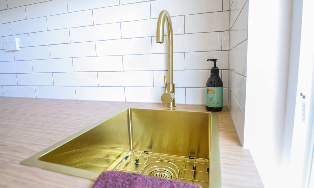 Laundry Tap & Sink