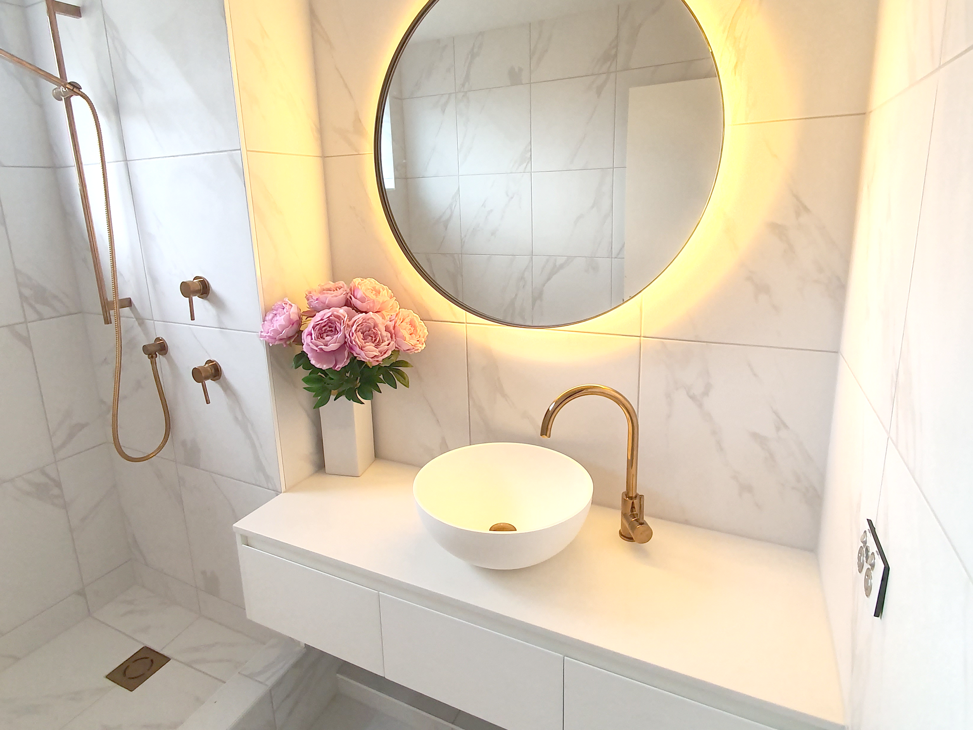 Gold Coast Bathroom Renovation Projects