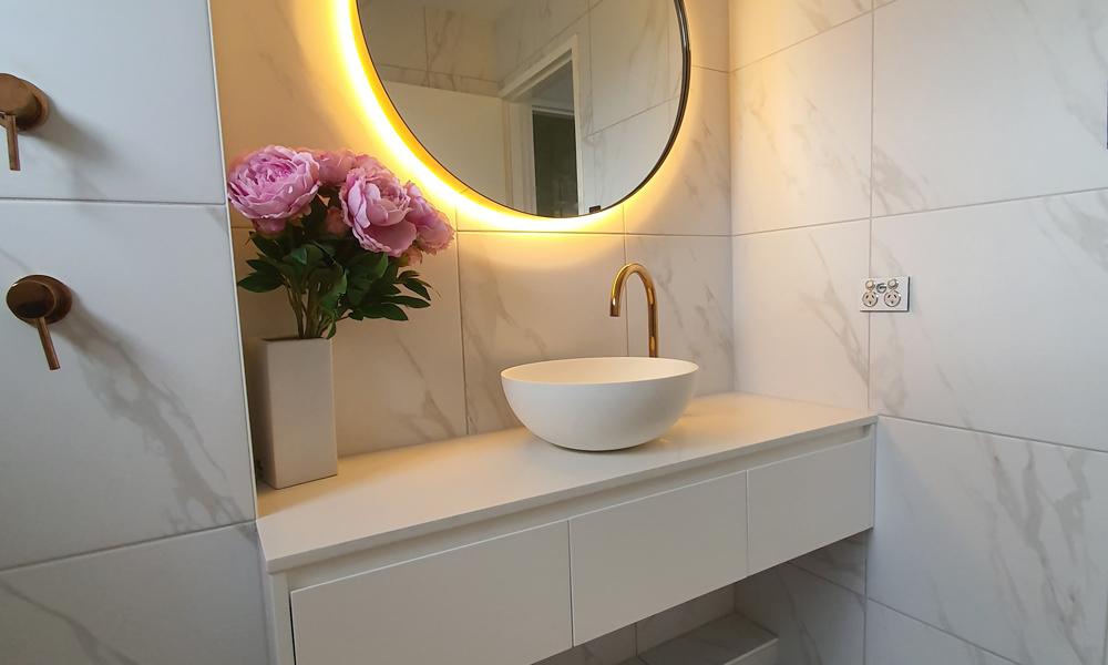 Gold Coast Bathroom Style