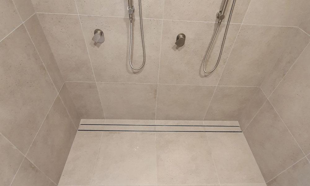 Long Tile Insert Strip Drain