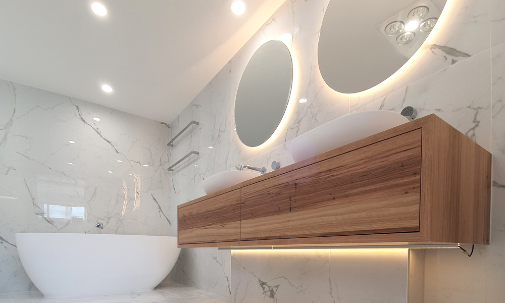 Labrador Bathroom Renovations Gold Coast