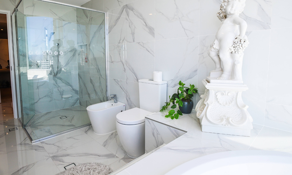 Large Bathroom Renovations Gold Coast