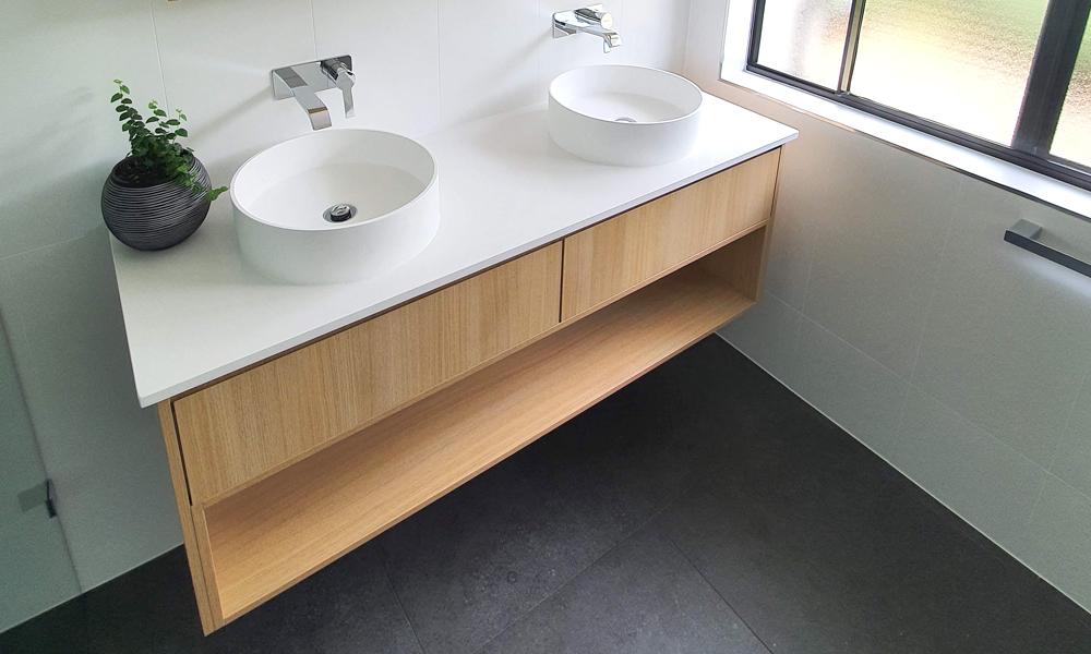 Medium Bathroom Renovations Gold Coast