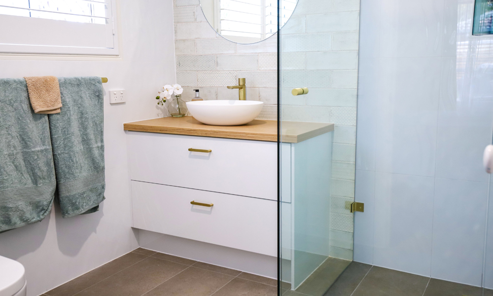 Shower Screen Installation Gold Coast