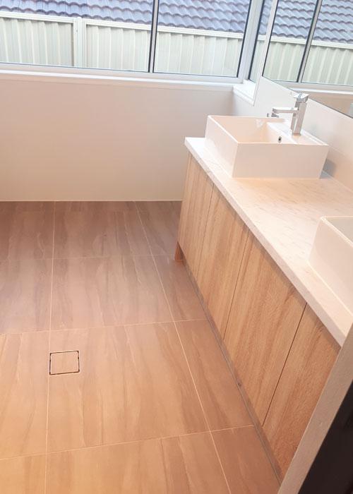 Unlimited Bathroom Layout