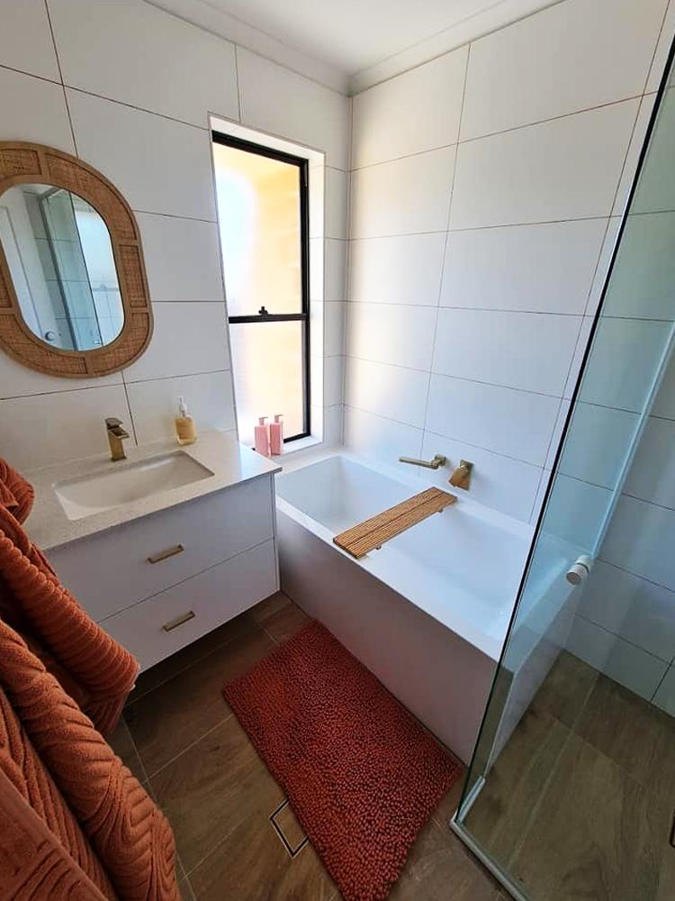 Warm Inviting Bathroom
