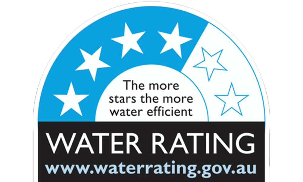 Water Rating WELS Scheme